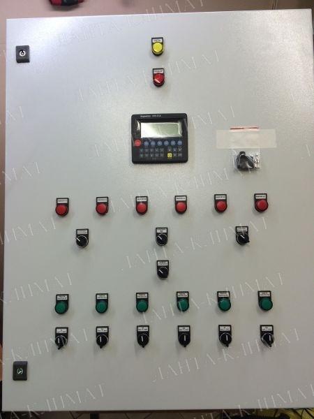 Шкафы управления тепловыми пунктами