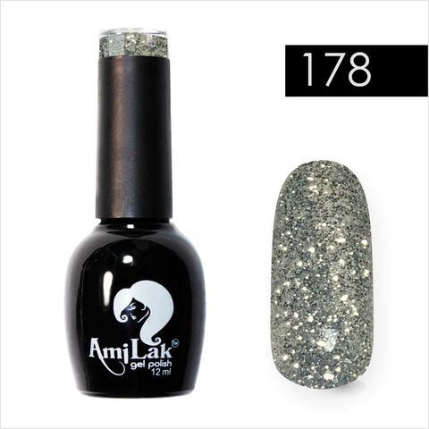 AmiLak Color Gel Polish №178