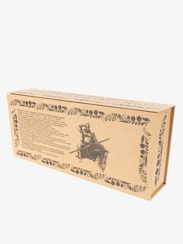 Подарочный набор Правильных носков ПОДВИГ ЕВПАТИЯ КОЛОВРАТА (5 пар)
