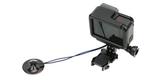 Набор для дополнительной фиксации GoPro Camera Tethers (ATBKT-005) с камерой вид сверху
