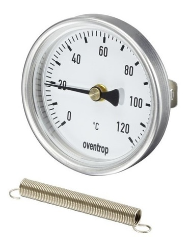 Oventrop термометр накладной для гребёнки (1404095)