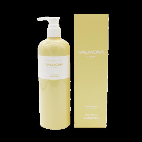 VALMONA Шампунь для волос питательный Nourishing Solution Yolk - Mayo Shampoo 480 мл