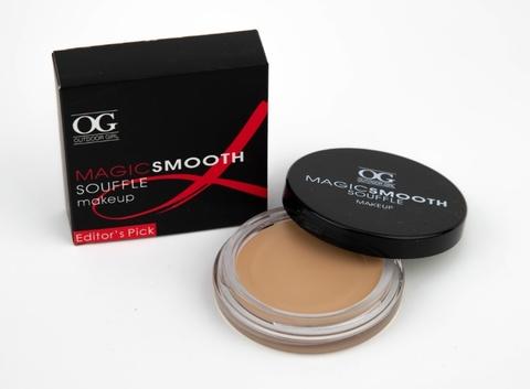 OG-FB6105 Тональный крем-суфле для лица Magic Smooth Souffle тон 02 бежевый