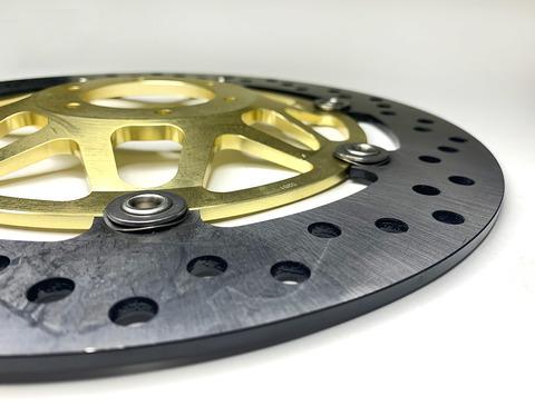 Передние тормозные диски ARASHI для Honda VTR 1000 97-07, VFR750F 94-97, CB400 VTEC 99-15