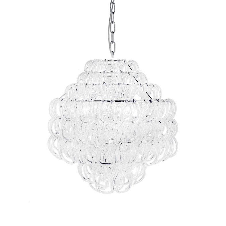 Подвесной светильник Giogali SP 60 by Vistosi (белый)
