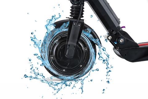 Гидроизоляция электросамоката (полный привод)