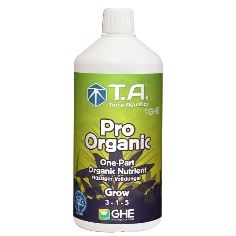 PRO Organic GROW (GO BioThrive Grow) 0.5 л