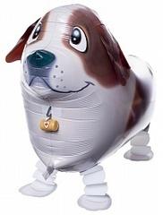 К Ходячая фигура, Собака, Коричневый, 24