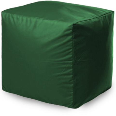 Пуфик «Куб», Зеленый