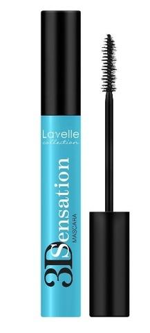 LavelleCollection Тушь MS-33 3D Sensation Mascara объем, разделение, подкручивание и удлинение