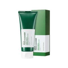 Очищающая пенка NATURE REPUBLIC Green Derma Mild Cica Foam Cleanser 150ml