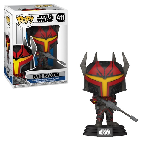 Gar Saxon (411) Star Wars Funko Pop! || Гар Саксон