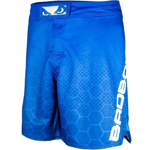 Шорты Bad Boy Legacy 3.0 Shorts - Blue/White