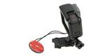 Набор для дополнительной фиксации GoPro Camera Tethers (ATBKT-005) с камерой вид снизу