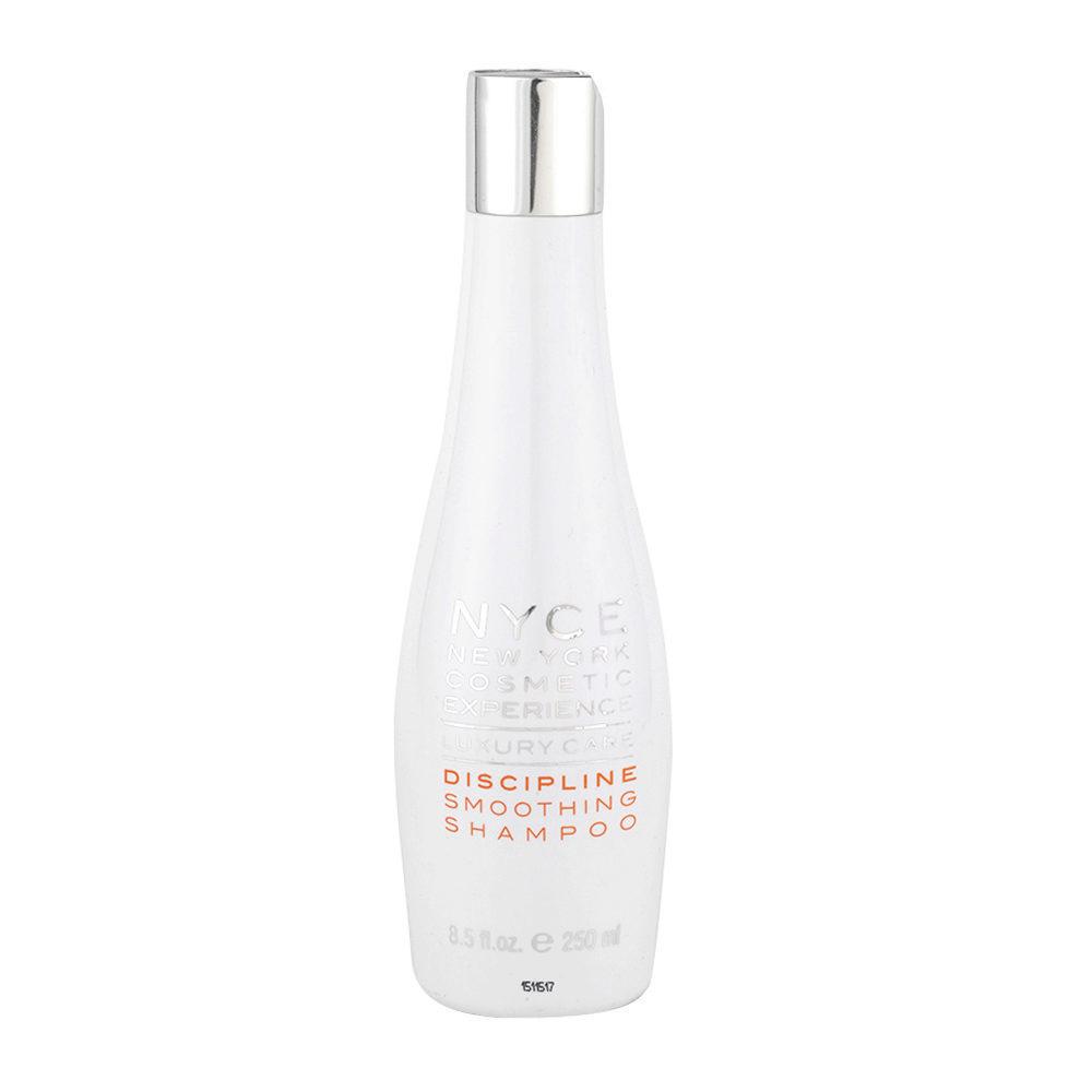 Шампунь для непослушных волос  NYCE Luxury Care Discipline Smoothing Shampoo 250 мл