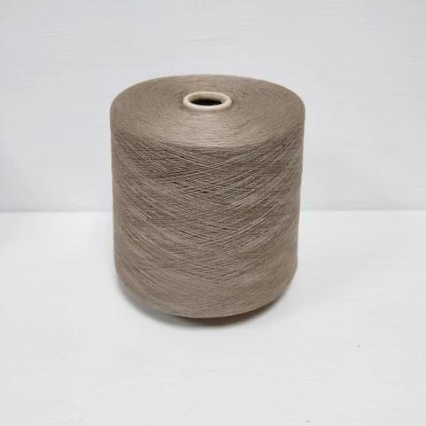 Cashmere Silk light, Шёлк 30%, Кашемир 70%, Холодный светло-коричневый, 2/48, 2400 м в 100 г