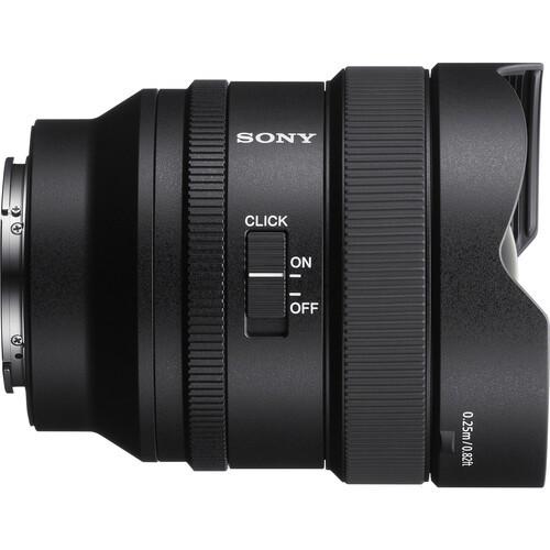 Объектив SEL14F18GM купить в фирменном магазине Sony Centre