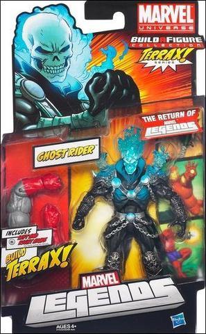 Marvel Legends 2012 Series 01 Ghost Rider