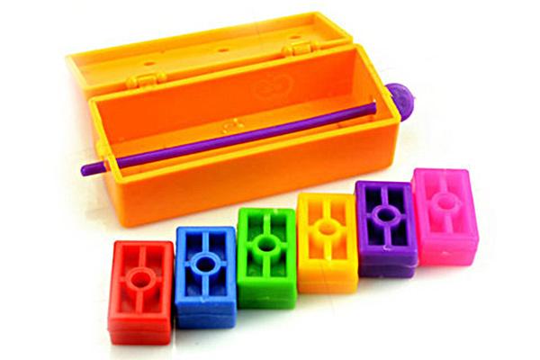 Color Blocks Escape