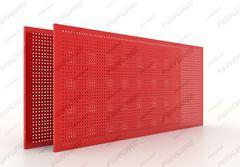 Перфорированные панели металлические 745 мм - 2 шт/уп., , серия