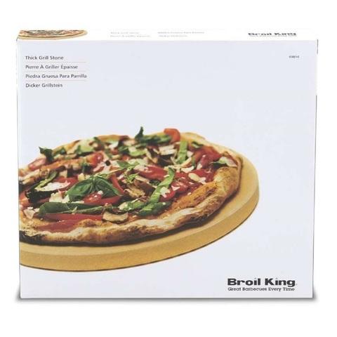 Камень для пиццы толстый (диаметр 38 см)