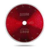 Алмазный диск Messer G/L J-Slot с микропазом. Диаметр 350 мм