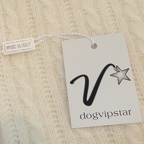 4000 DVS - Итальянский вязанный плед для собак
