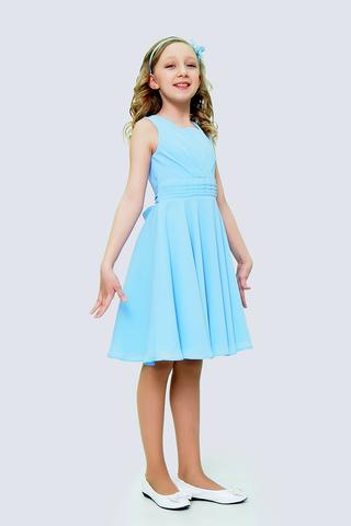Платье детское + без дополнений (артикул 2Н106-7)