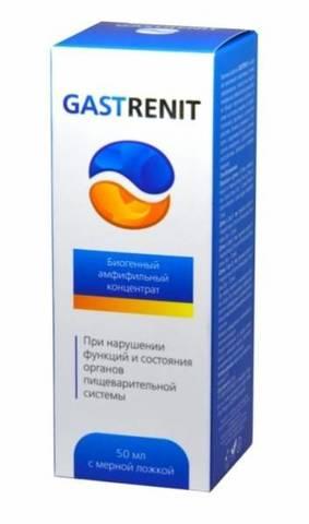 Биогенный комплекс Gastrenit, 50 мл. (Сашера Мед)