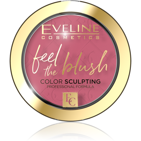 EVELINE FEEL THE BLUSH Румяна для лица 03-ORCHID (*3*36)