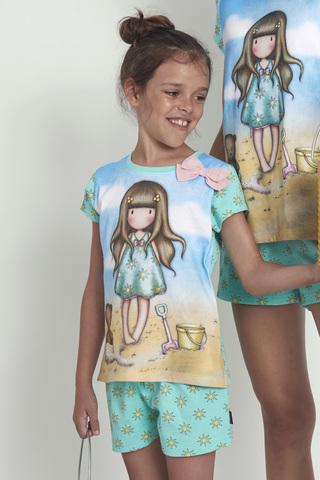 Пижама для девочки SANTORO 55578