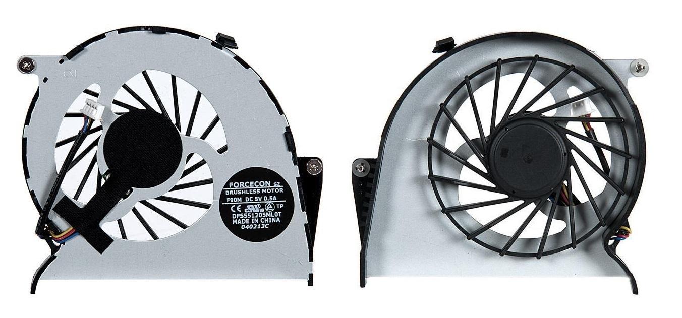Вентилятор (кулер) для ноутбука Lenovo IdeaPAD Y460, Y460P, Y460A, Y460N, Y460C