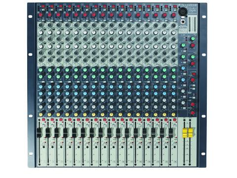 Аналоговые Soundcraft GB2R-16