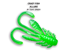 Силикон CRAZY FISH ALLURE 1,6 23-40-81-6
