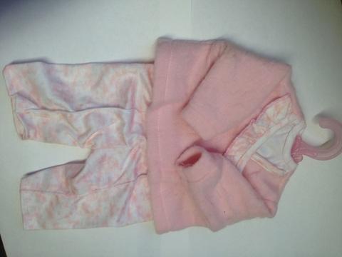 Одежда для пупсика