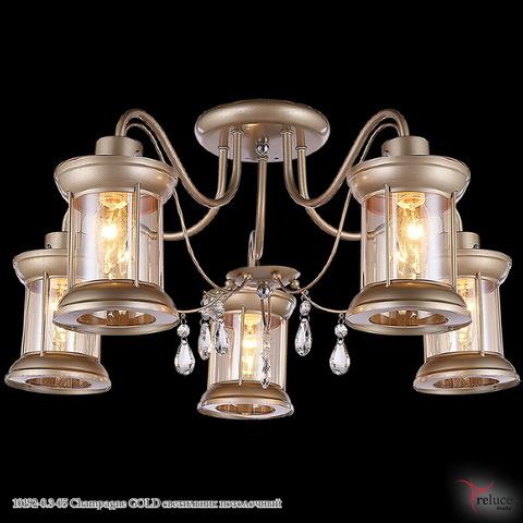 10192-0.3-05 Champagne GOLD светильник потолочный