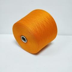 Ziche, Shine, Хлопок 50%, Акрил 50%, Оранжевый, 2/30, 1500 м в 100 г