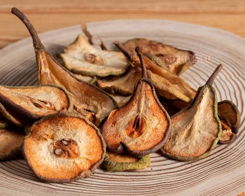 груша сушёная из Армении натуральная