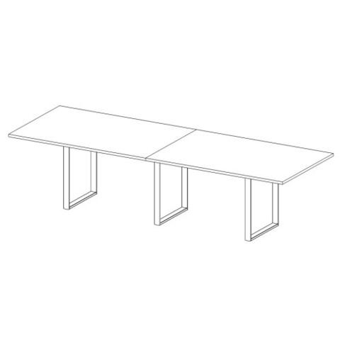 Стол прямоугольный 3600 мм (ORBIS-CARRE)