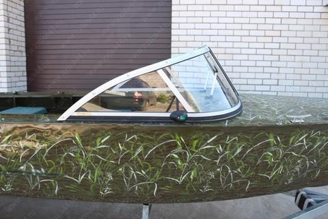 Ветровое стекло «Элит-А» для лодки «Казанка М»