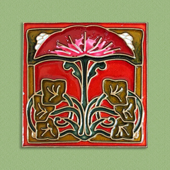 Плитка Каф'декоръ 10*10см., арт.047
