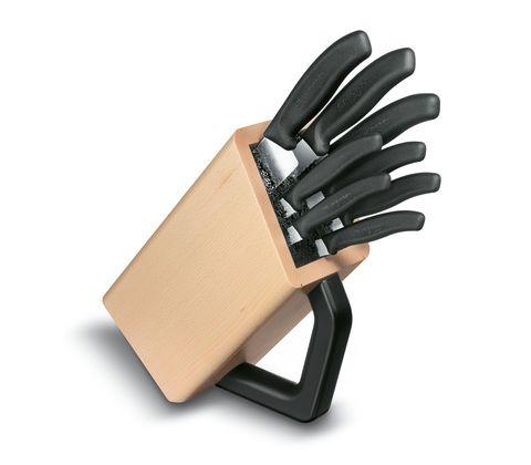 Уценка! Набор Victorinox кухонный, 8 предметов, в подставке