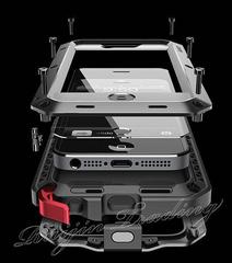 Для IPhone 6/6S. Противоударный/влагостойкий чехол