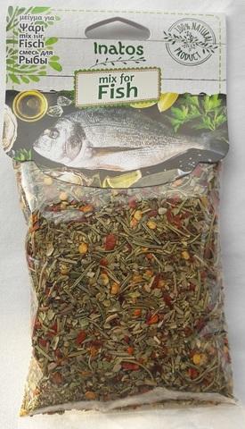 Греческая приправа для рыбы Ivatos 50 гр