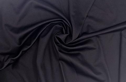 Бюстовой трикотаж, черный (Арт: BT-170)