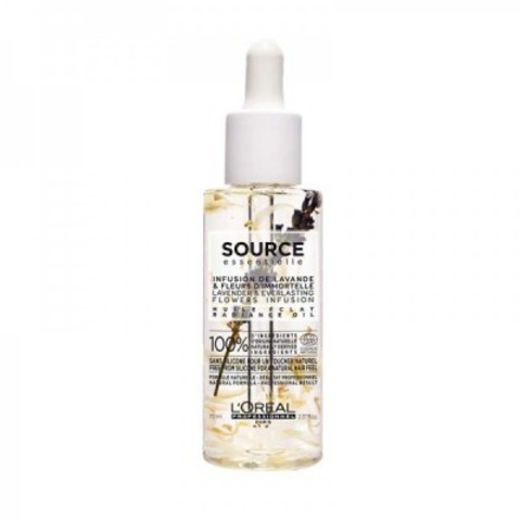 L'Oreal Professionnel Source Essentielle: Масло для окрашенных волос (Radiance Oil), 70мл