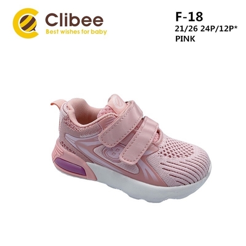 Clibee F-18 Pink 21-26