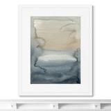 Marina Sturm - Репродукция картины в раме Lake view