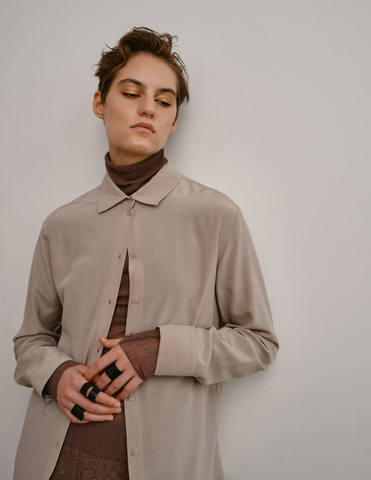 Блузка классическая