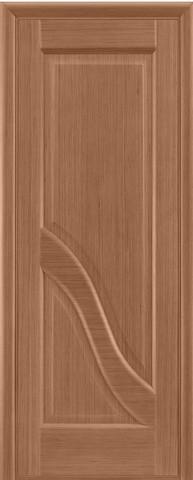 Дверь Луидор Ирида, цвет орех, глухая